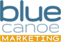 Blue Canoe Marketing Logo