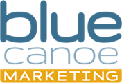 Blue Canoe Marketing Sticky Logo Retina