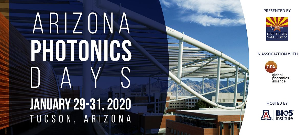 Ariozna Photonics Days 2020